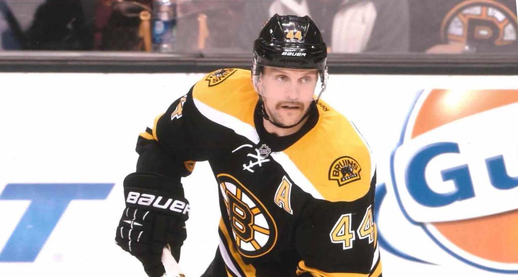NHL Eishockey-Profi Dennis Seidenberg